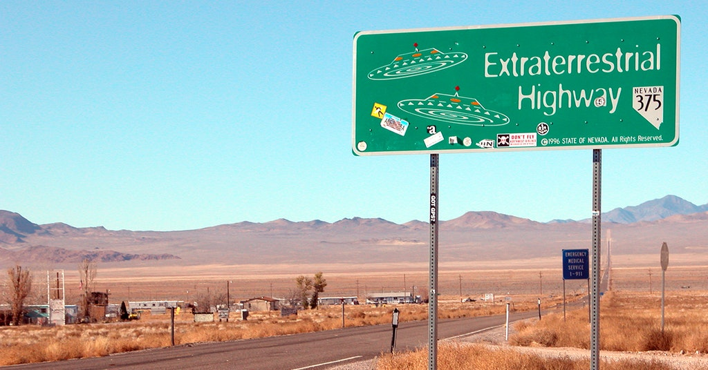 area 51 highway