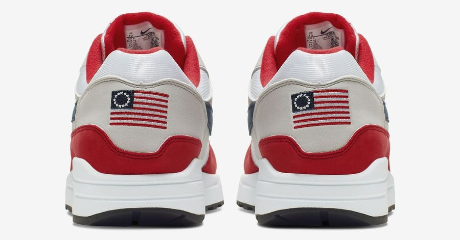nike betsy ross shoe