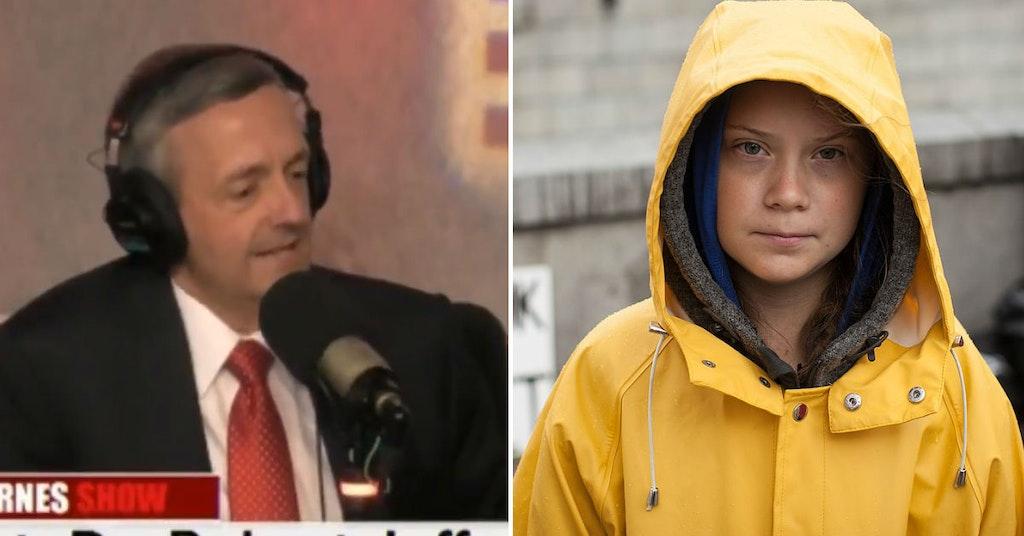 Pastor Robert Jeffress on Fox Nation and Greta Thunberg