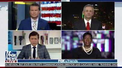 Fox News panel