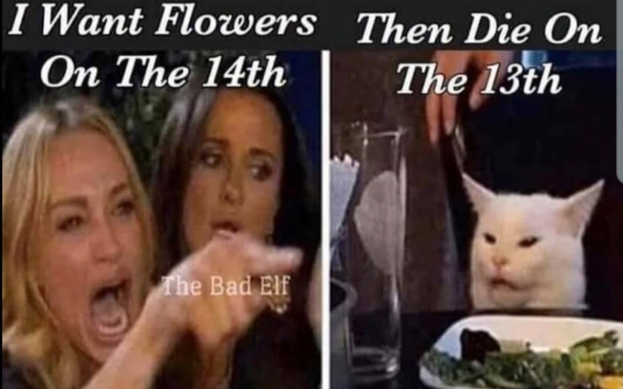 valentine's day memes, valentine's day memes 2020