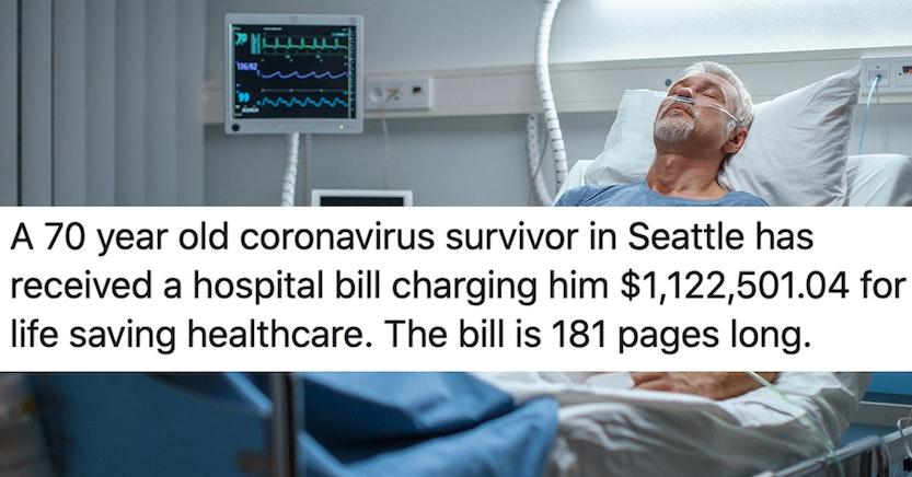 1.1 million dollar hospital bill