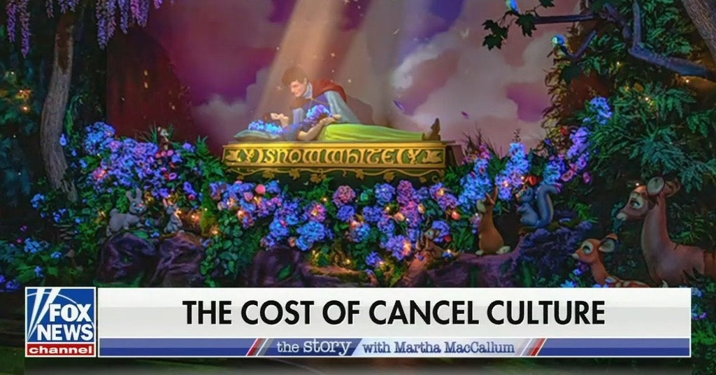 "Fox News Falsely Claims ""Woke Mob"" Trying To ""Cancel"" Snow White"