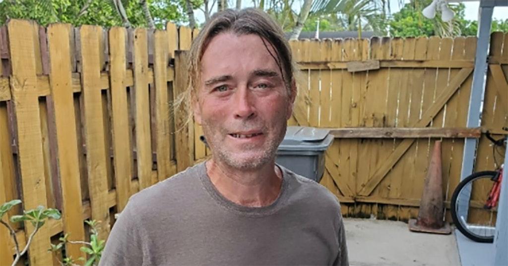 man saves life homeowners say have him die somewhere else