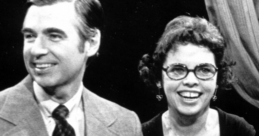 Fred and Joanne Rogers