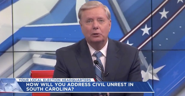 lindsey graham go anywhere
